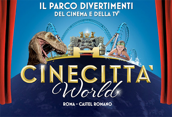 Cinecittaworld + 1 notte in Hotel
